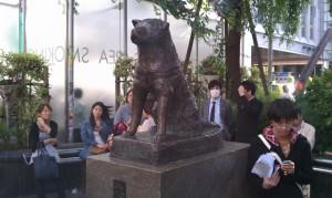 Statue of Haciko